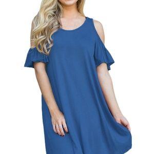 Dresses & Skirts - Cold shoulder dresses